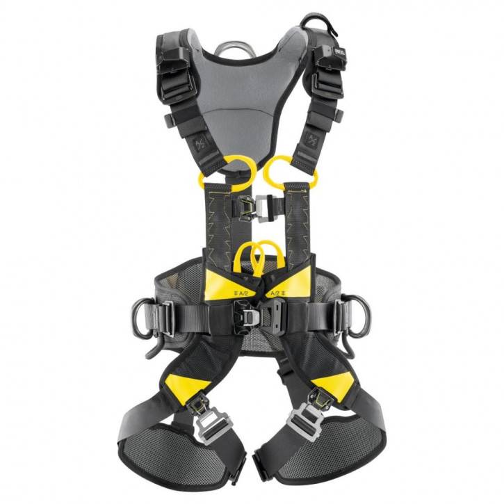 Fall arrest harness VOLT WIND european version by Petzl®