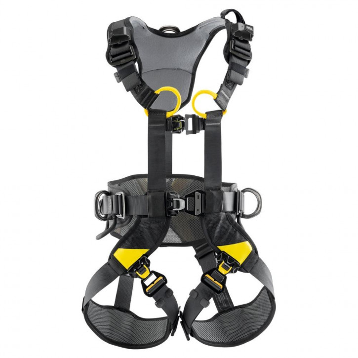 Fall arrest harness VOLT WIND international version by Petzl®