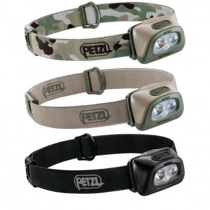 Headlamp TACTIKKA+ by Petzl®