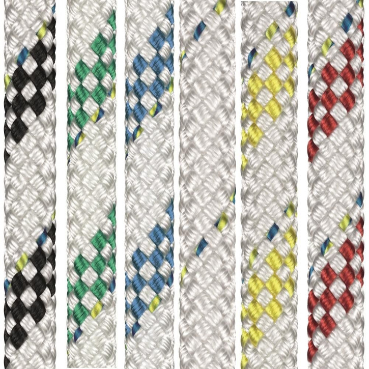 Polyester Rope HERKULES ø8mm 1:1 braided by Liros