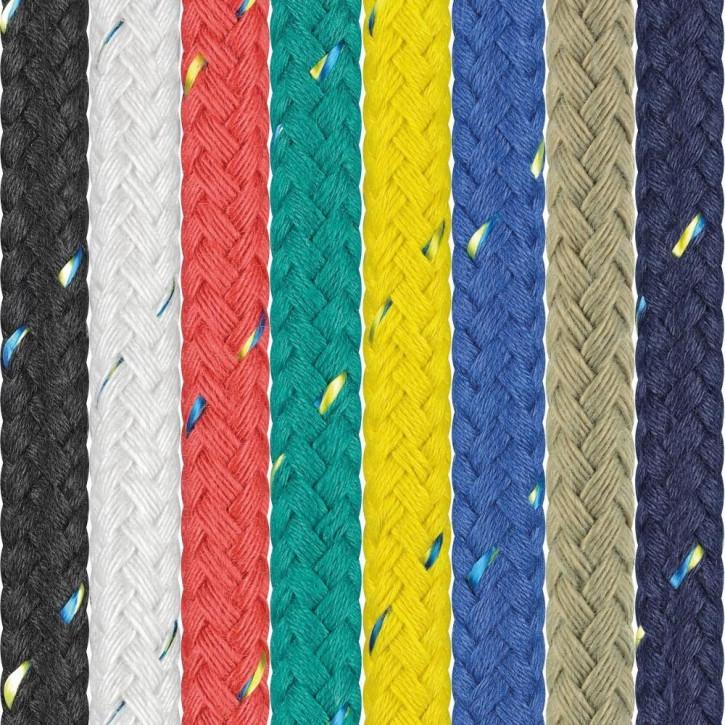 Polyester Rope SEASTAR ø18mm 24-strand braided by Liros