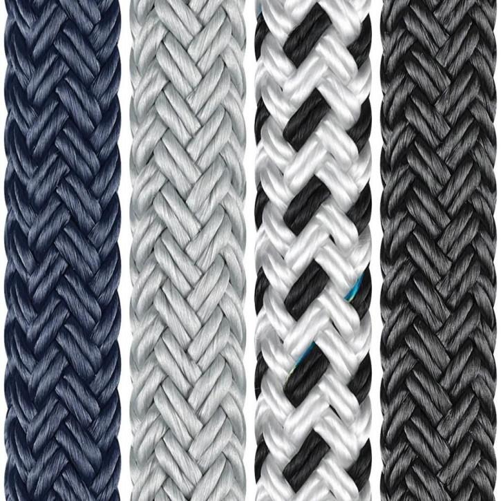 Polyester Rope PORTO ø12mm 20-strand braided by Liros
