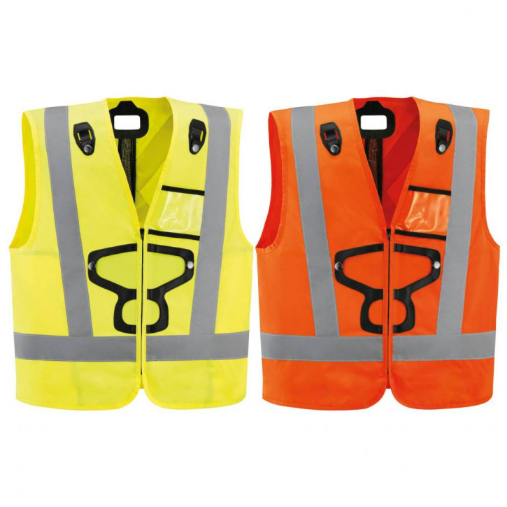 HI-VIZ vest for NEWTON harnesses by Petzl®