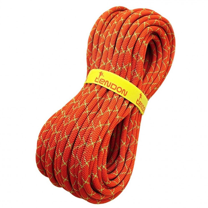Climbing rope SMART LITE ø9,8mm red by Tendon