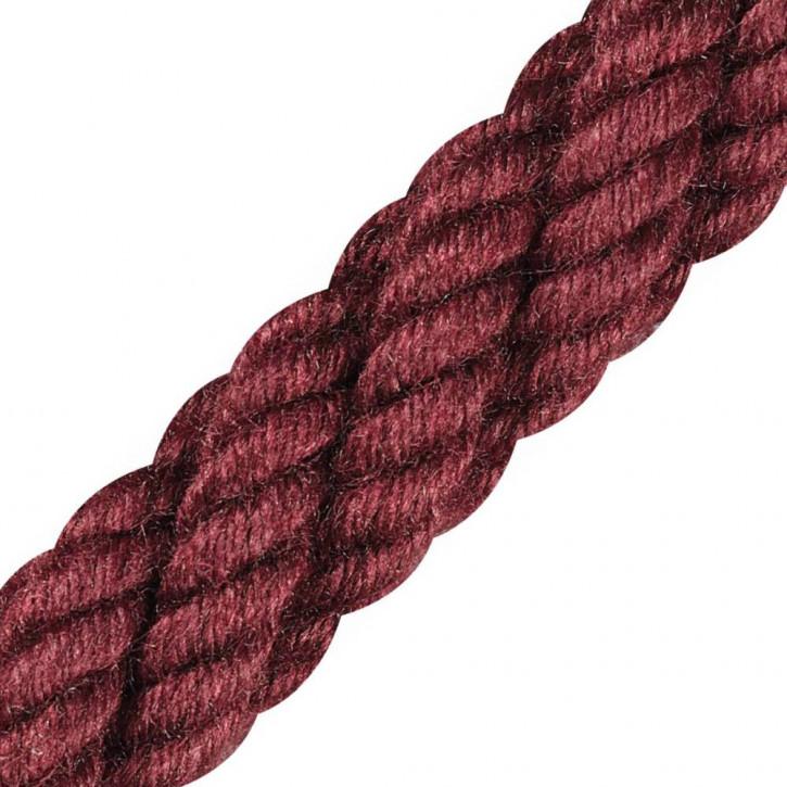 Handrail Rope ACRYL Dark Red by Kanirope®