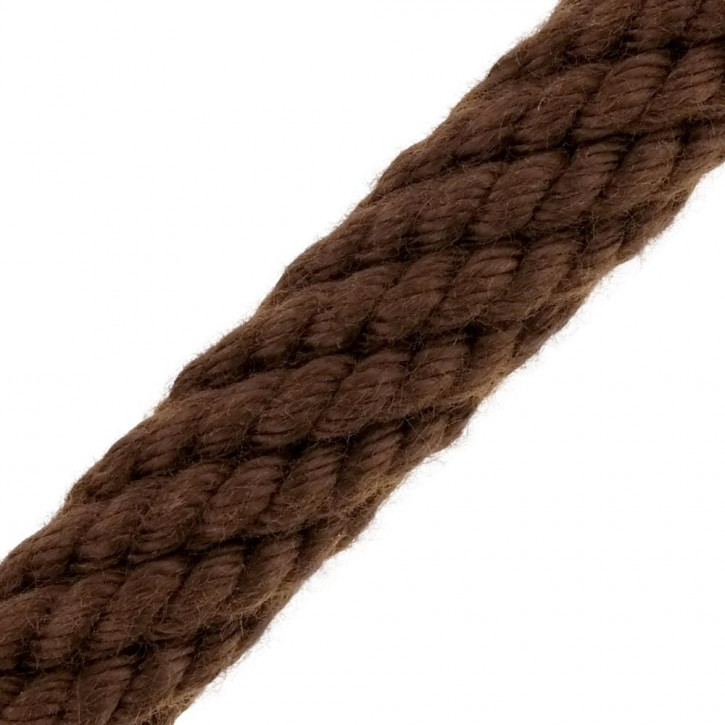Barrier Rope ACRYL Brown by Kanirope®