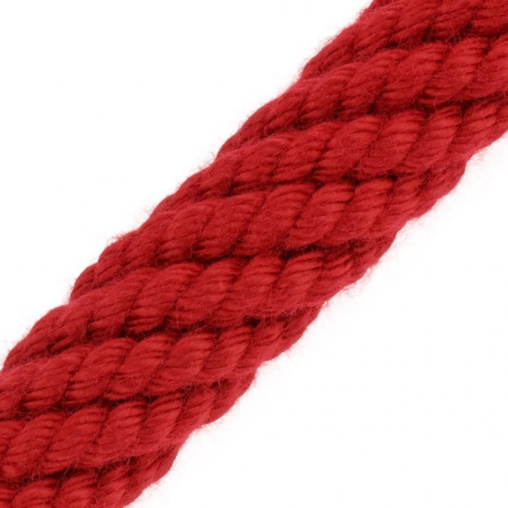 Barrier Rope ACRYL Red by Kanirope®