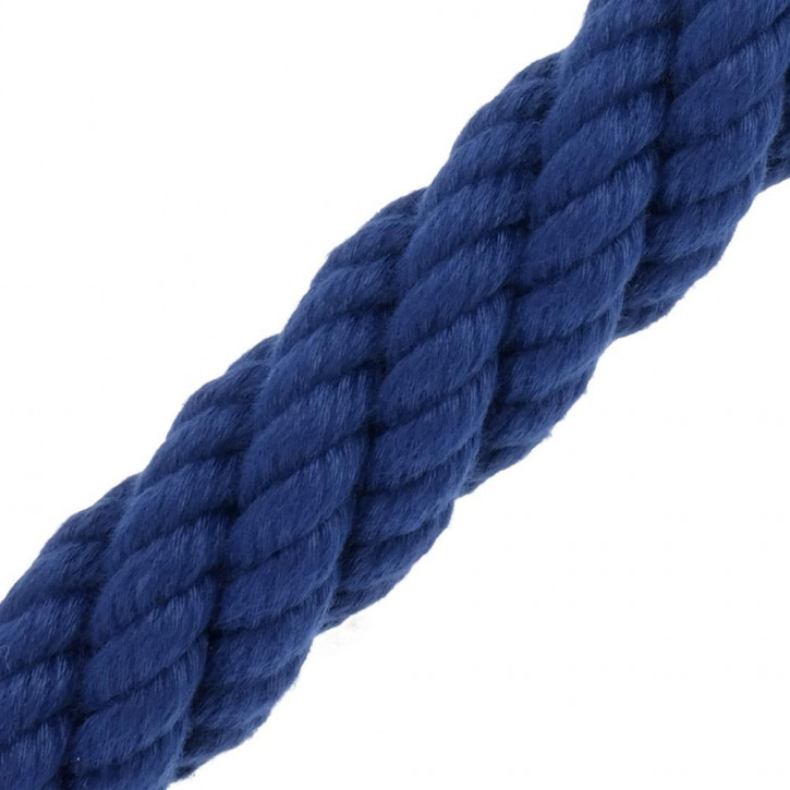 Barrier Rope ACRYL Blue by Kanirope®