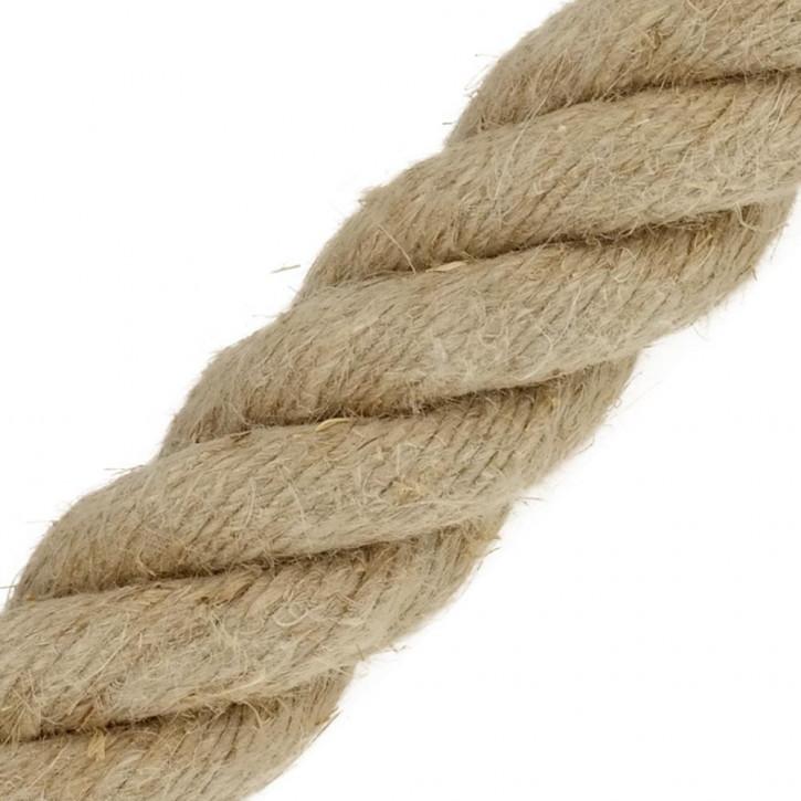Barrier Rope HEMPTWIST Beige by Kanirope®