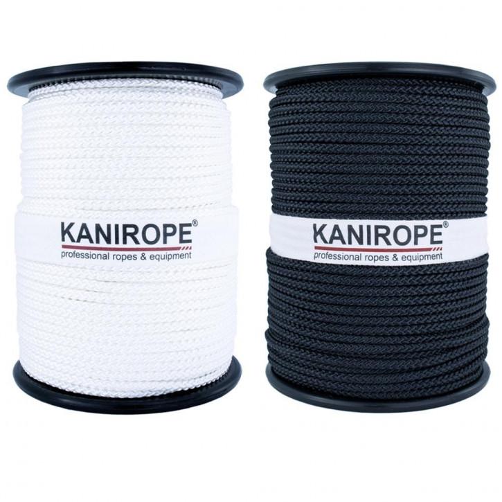 Polyester Rope POLYBRAID ø3mm 8-strand braided by Kanirope®