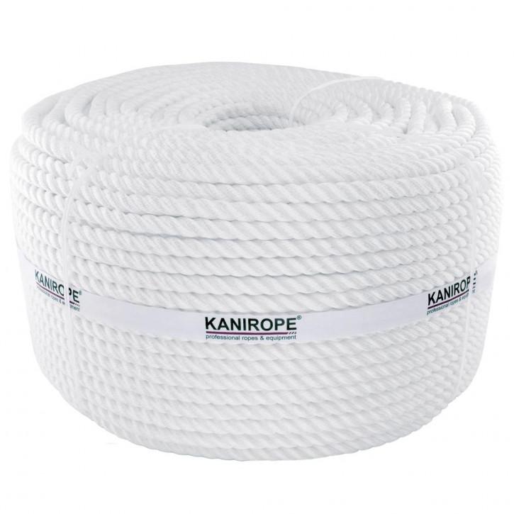 Polyamid Rope PERLONTWIST ø6mm 3-strand twisted by Kanirope®
