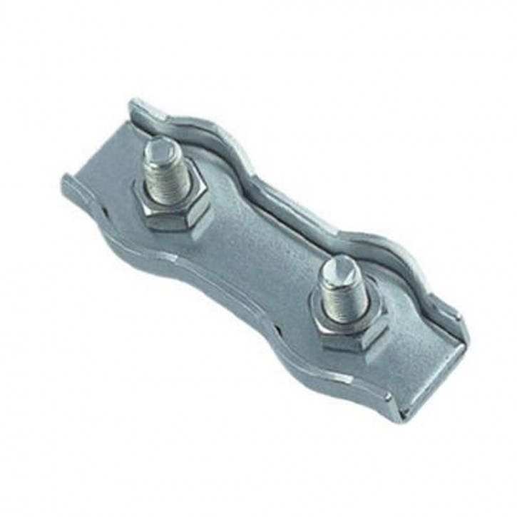 Rope Clip DUPLEX Stainless Steel