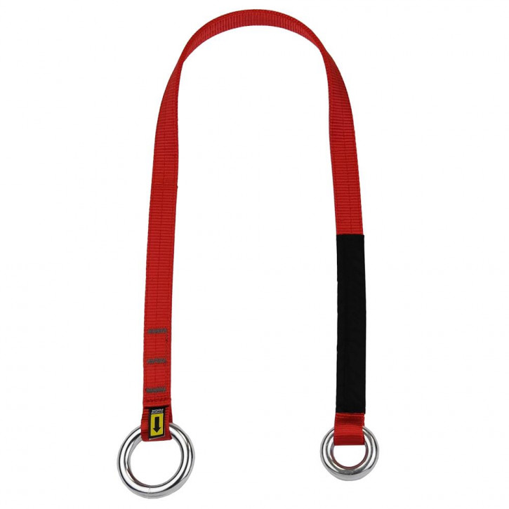 Arborist sling JINGLE 2 with aluminum rings by Singing Rock