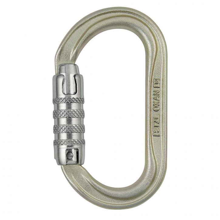 Carabiner OXAN TRIACT-LOCK by Petzl®