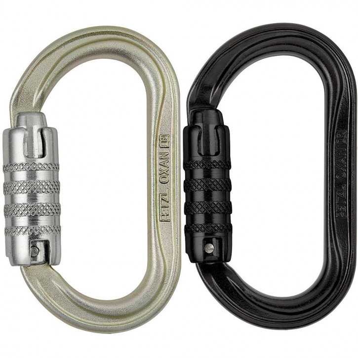 Carabiner OXAN TRIACT-LOCK international version by Petzl®
