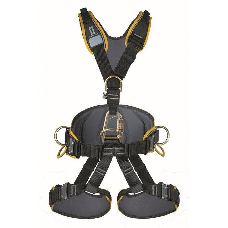 Fall arrest harness EXPERT 3D SPEED STEEL by Singing Rock®