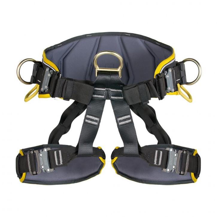 Sit harness SIT WORKER 3D SPEED STEEL by Singing Rock®