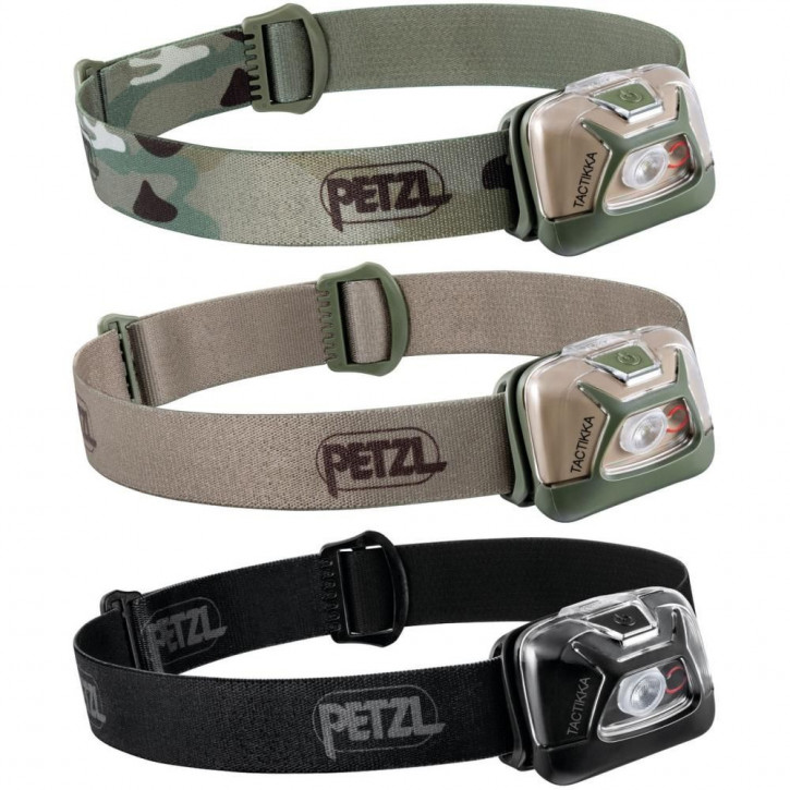 Headlamp TACTIKKA by Petzl