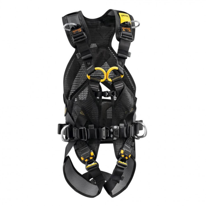 Fall arrest harness VOLT WIND LT international version by Petzl®
