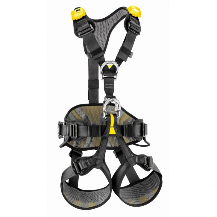 Fall arrest harness AVAO BOD PGM european version by Petzl®