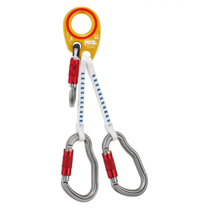 Helivac lanyard for ground drop-off/recovery IGUANE by Petzl®