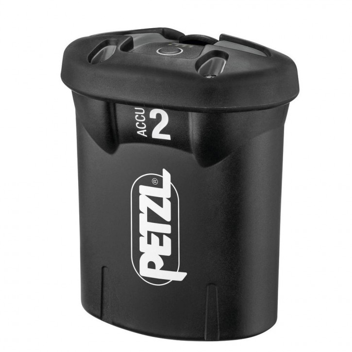 Rechargeable battery for DUO S headlamp by Petzl®