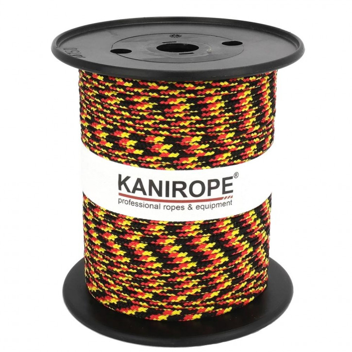 Polypropylene Rope MULTIBRAID ø4mm Special Edition Germany by Kanirope®