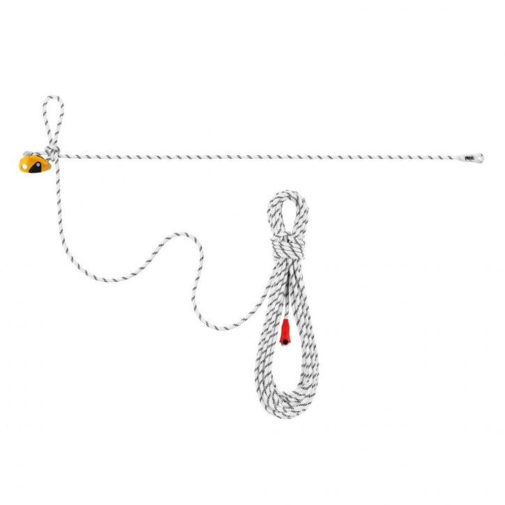Temporary horizontal lifeline GRILLON by Petzl®